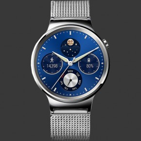 Huawei Watch 42mm Stainless Steel Mesh Band
