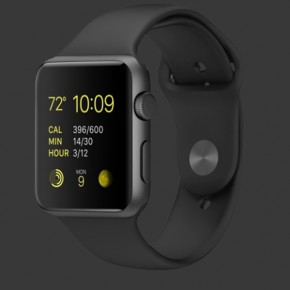 Apple Watch Sport Series 1 38mm Space Gray